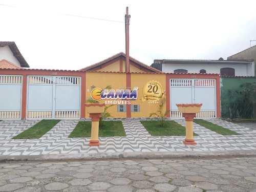 Casa, código 8126 em Mongaguá, bairro Balneário Itaguai
