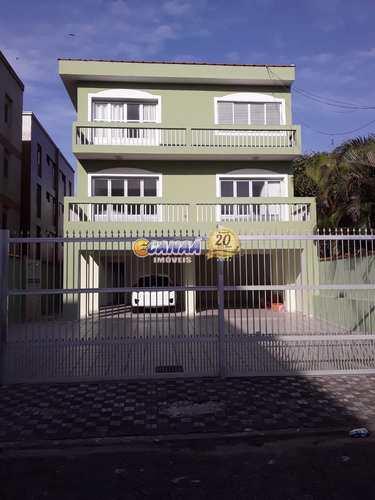 Apartamento, código 8127 em Mongaguá, bairro Centro