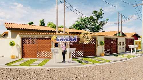 Casa, código 8132 em Itanhaém, bairro Jardim Verde Mar