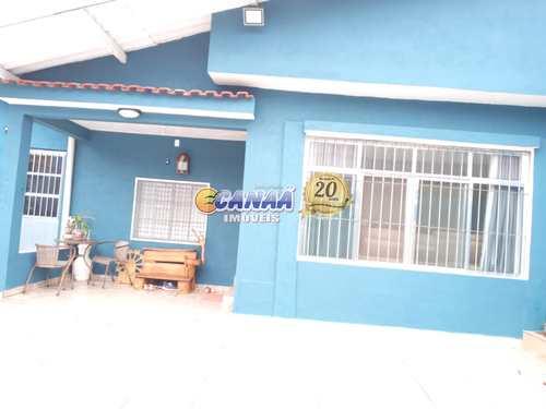 Casa, código 8138 em Mongaguá, bairro Balneário Itaóca