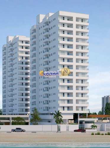 Apartamento, código 8140 em Mongaguá, bairro Jardim Praia Grande