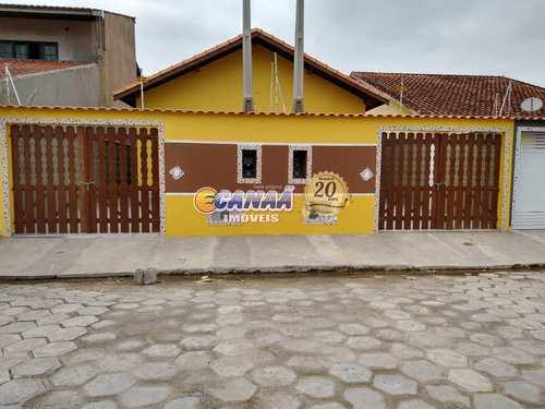 Casa, código 8144 em Itanhaém, bairro Nossa Senhora Sion