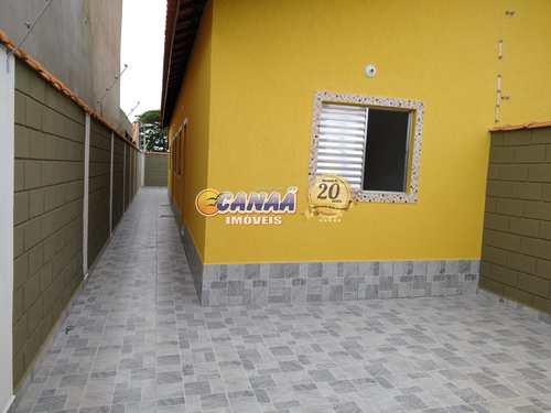 Casa, código 8150 em Itanhaém, bairro Nossa Senhora Sion