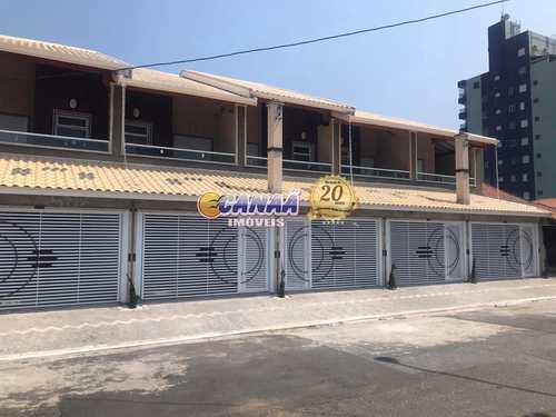 Sobrado, código 8153 em Praia Grande, bairro Caiçara