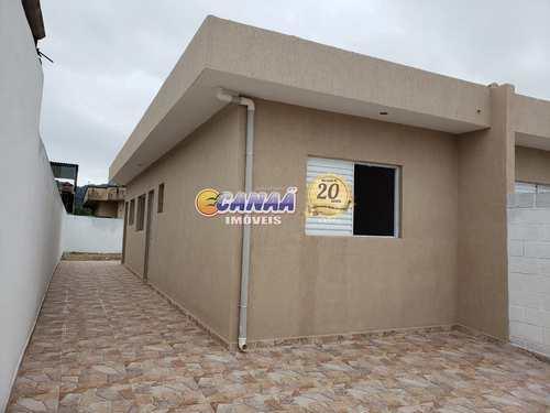 Casa, código 8156 em Itanhaém, bairro Nossa Senhora do Sion