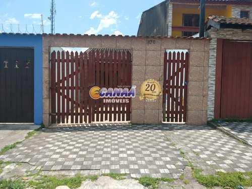 Casa, código 8160 em Mongaguá, bairro Agenor de Campos