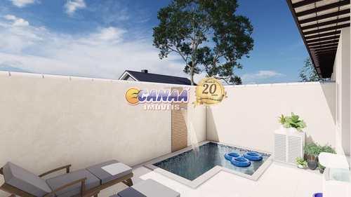 Casa de Condomínio, código 8177 em Itanhaém, bairro Cibratel II