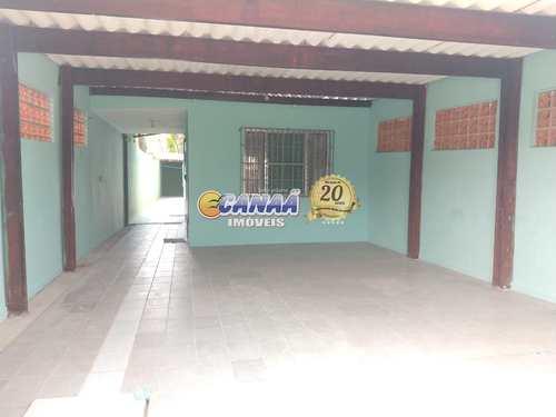 Casa, código 8185 em Mongaguá, bairro Balneário Itaguai