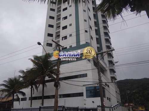 Apartamento, código 8197 em Mongaguá, bairro Centro