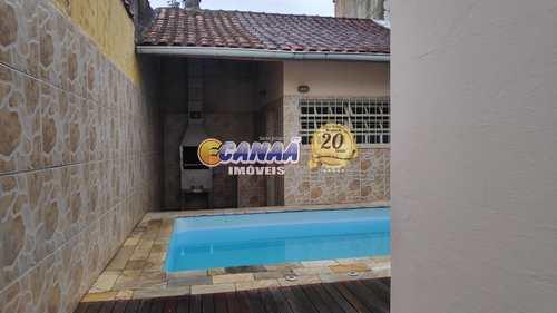 Casa, código 8199 em Mongaguá, bairro Balneário Itaguai