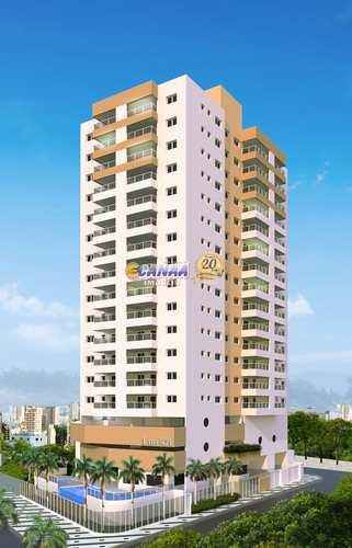 Apartamento, código 8203 em Mongaguá, bairro Vila Atlântica