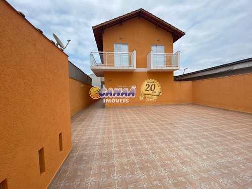 Casa de Condomínio, código 8207 em Mongaguá, bairro Vila Atlântica