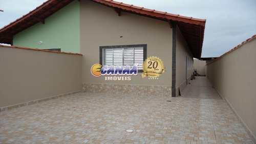 Casa, código 8216 em Mongaguá, bairro Itaguaí