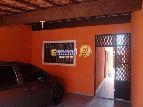 Casa, código 8219 em Mongaguá, bairro Balneário Jussara