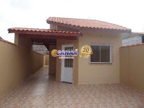 Casa, código 8220 em Itanhaém, bairro Jardim Santa Terezinha
