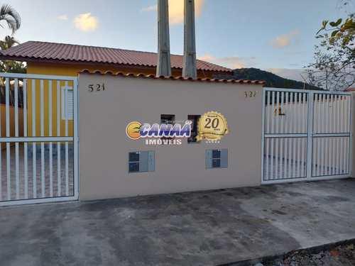 Casa, código 8222 em Itanhaém, bairro Jardim Santa Terezinha