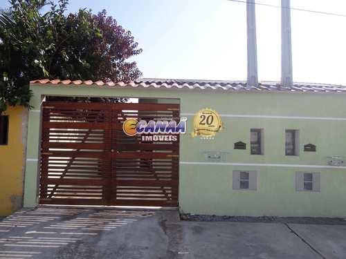 Casa, código 8224 em Itanhaém, bairro Balneário Magalhães