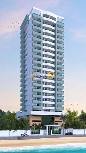 Apartamento, código 8233 em Mongaguá, bairro Centro