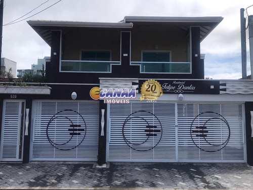 Casa, código 8241 em Praia Grande, bairro Caiçara