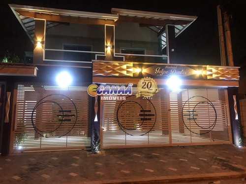Casa, código 8246 em Praia Grande, bairro Caiçara