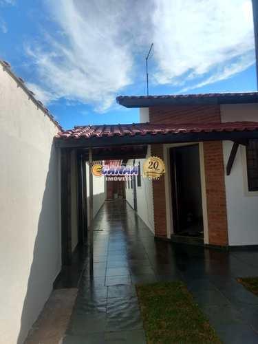Casa, código 8255 em Itanhaém, bairro Jardim Santa Terezinha