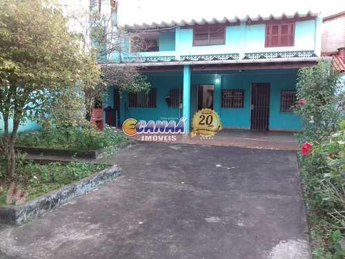 Sobrado, código 8256 em Mongaguá, bairro Balneário Jussara