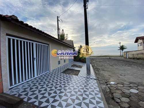 Casa, código 8260 em Mongaguá, bairro Balneário Plataforma