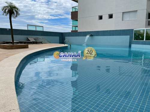 Apartamento, código 8275 em Mongaguá, bairro Vila São Paulo