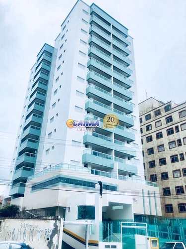 Apartamento, código 8276 em Mongaguá, bairro Vila Atlântica