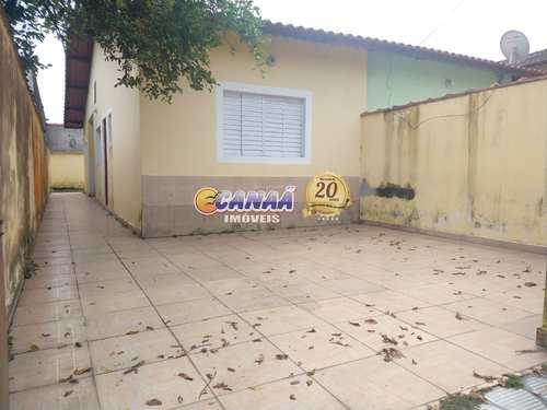 Casa, código 8279 em Mongaguá, bairro Itaguaí
