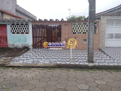 Casa, código 8280 em Mongaguá, bairro Jussara