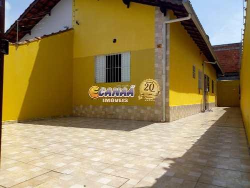 Casa, código 8281 em Itanhaém, bairro Loty