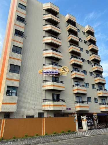 Apartamento, código 8288 em Mongaguá, bairro Jardim Praia Grande