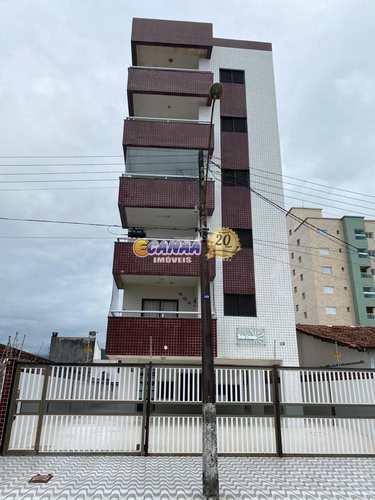 Apartamento, código 8289 em Mongaguá, bairro Vila Atlântica