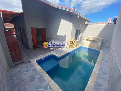Casa, código 8294 em Mongaguá, bairro Balneário Itaguai