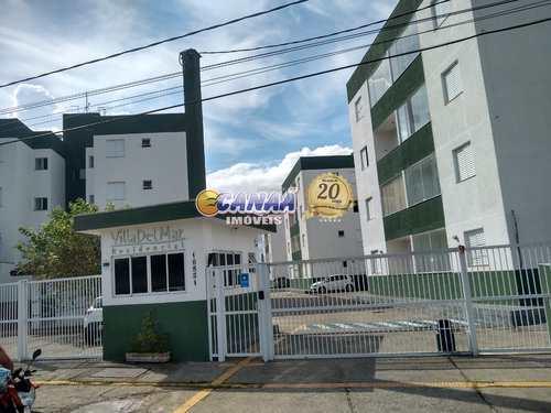 Apartamento, código 8306 em Mongaguá, bairro Balneário Plataforma