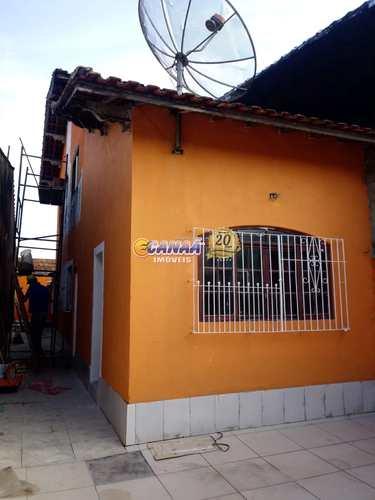 Sobrado, código 8310 em Mongaguá, bairro Balneário Jussara