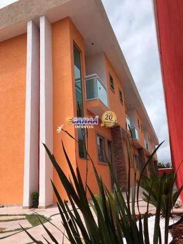 Sobrado de Condomínio, código 8319 em Itanhaém, bairro Cibratel