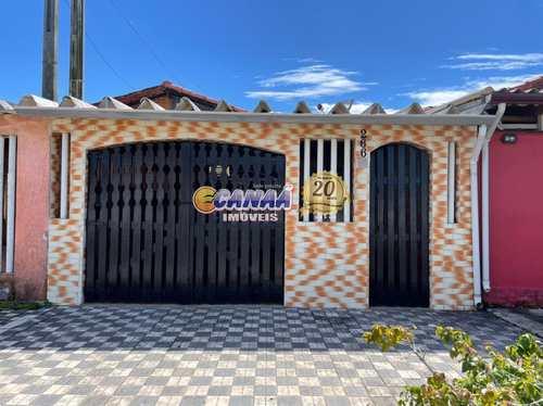 Casa, código 8323 em Mongaguá, bairro Balneário Flórida Mirim