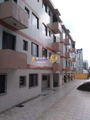 Apartamento, código 8325 em Mongaguá, bairro Centro