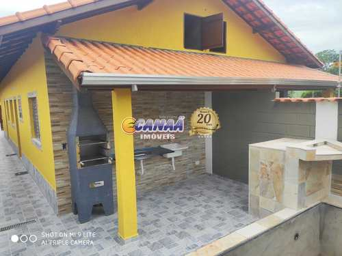 Casa, código 8326 em Itanhaém, bairro Nova Itanhaém
