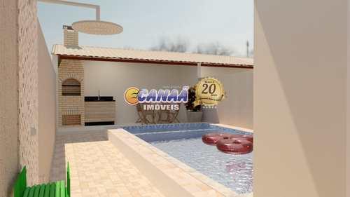 Casa, código 8328 em Itanhaém, bairro Bopiranga