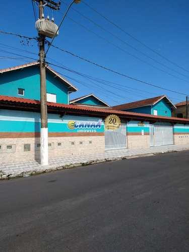 Sobrado de Condomínio, código 8331 em Praia Grande, bairro Sítio do Campo
