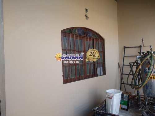 Sobrado, código 8341 em Mongaguá, bairro Agenor de Campos
