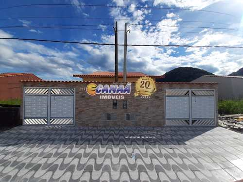 Casa, código 8348 em Mongaguá, bairro Jardim Praia Grande