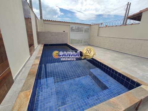 Casa, código 8352 em Itanhaém, bairro Balneário Tupy