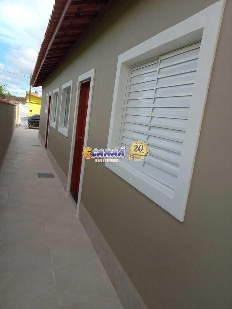 Casa em Itanhaém, no bairro Jardim Nossa Senhora do Sion