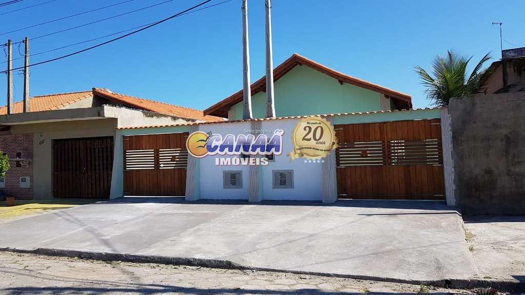 Casa em Itanhaém, no bairro Nossa Senhora do Sion