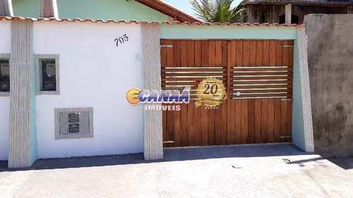 Casa, código 8358 em Itanhaém, bairro Nossa Senhora do Sion