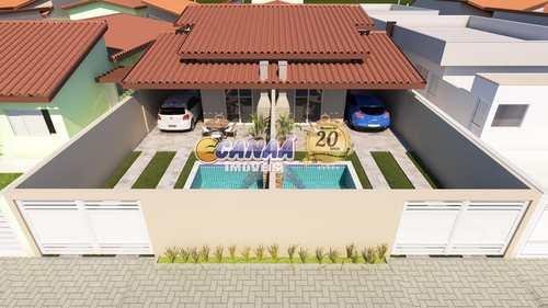 Casa, código 8373 em Itanhaém, bairro Suarão